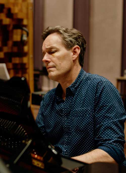 Jake Heggie, featured artist and masterclass teacher for Nightingale Opera Theatre