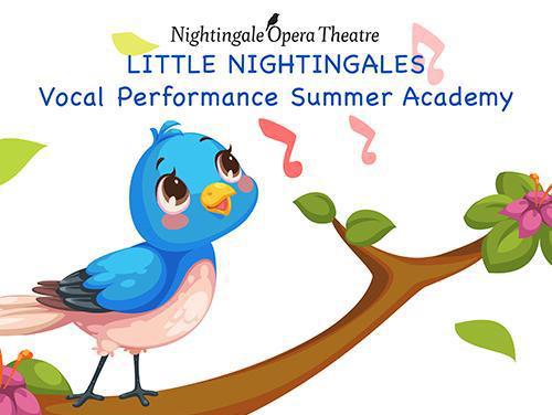 Little Nightingales for Nightingale Opera Theatre